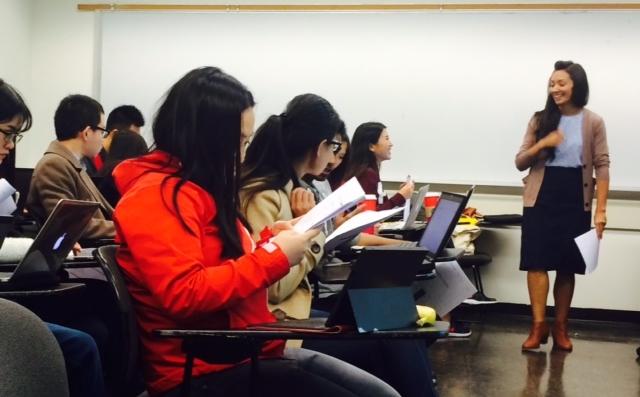 Graduate Academic Skills - Spring 2015
