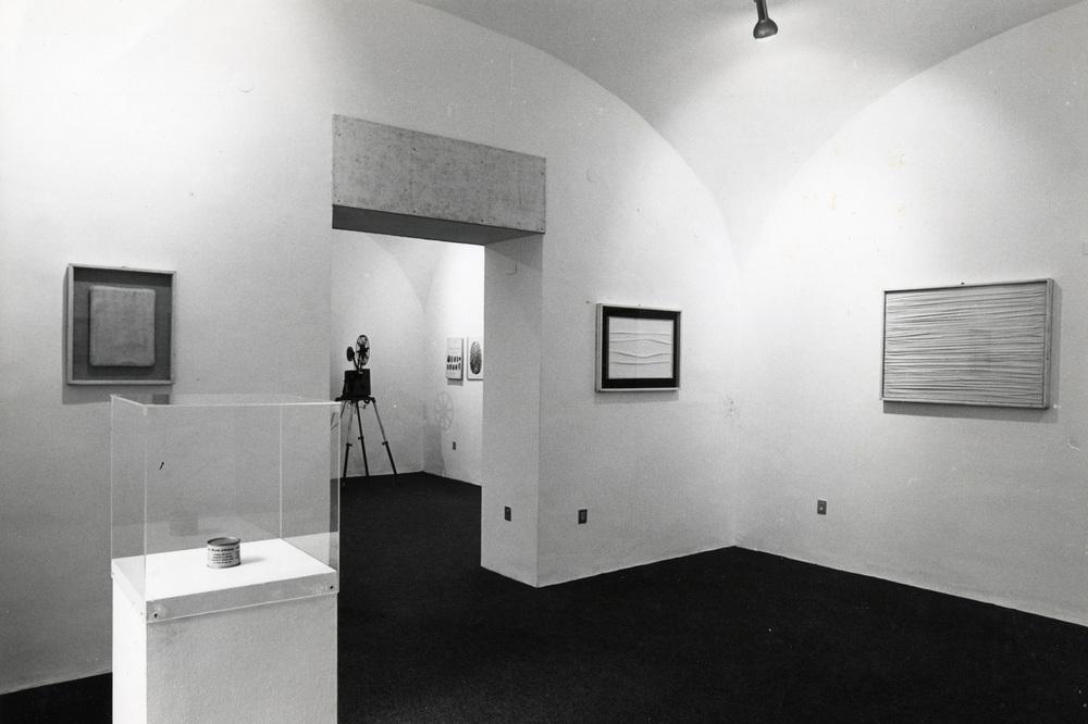 Piero Manzoni, Installazione\Installation View17.12.1975
