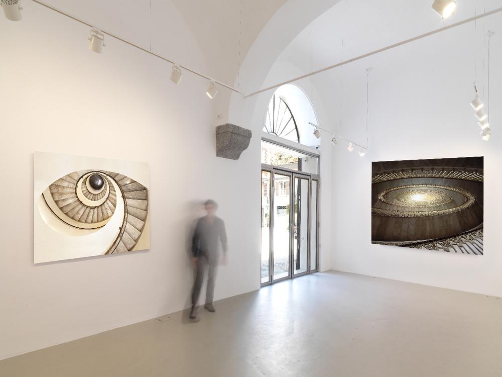 Luciano Romano,  Lo sguardo obliquo , 16 maggio 2012   - comunicato stampa / press release