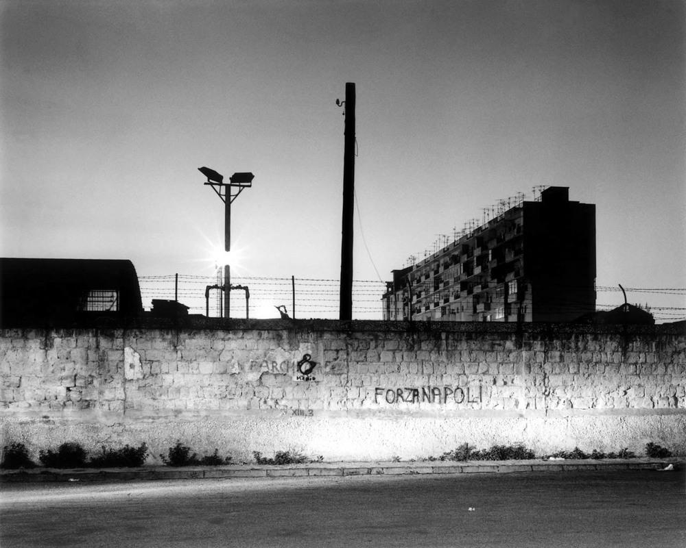 Forza Napoli, San Giovanni, 2001 Stampa digitale su carta Hahnemuhle, cm 100x120 / cm 120x140 (ed. 6 + 1AP)