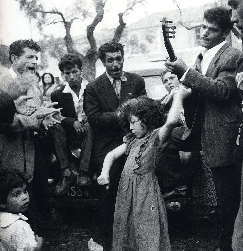 Manitas et J.Reye ,1955