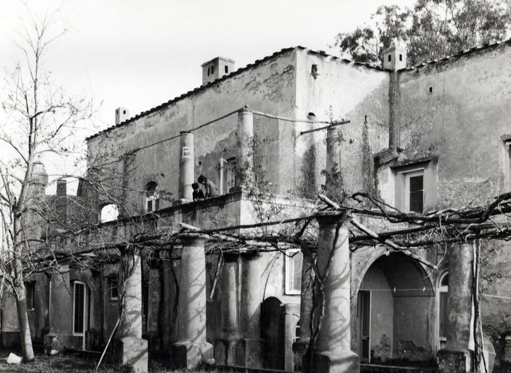 Villa Orlandi, 1971, Foto Mimmo Jodice