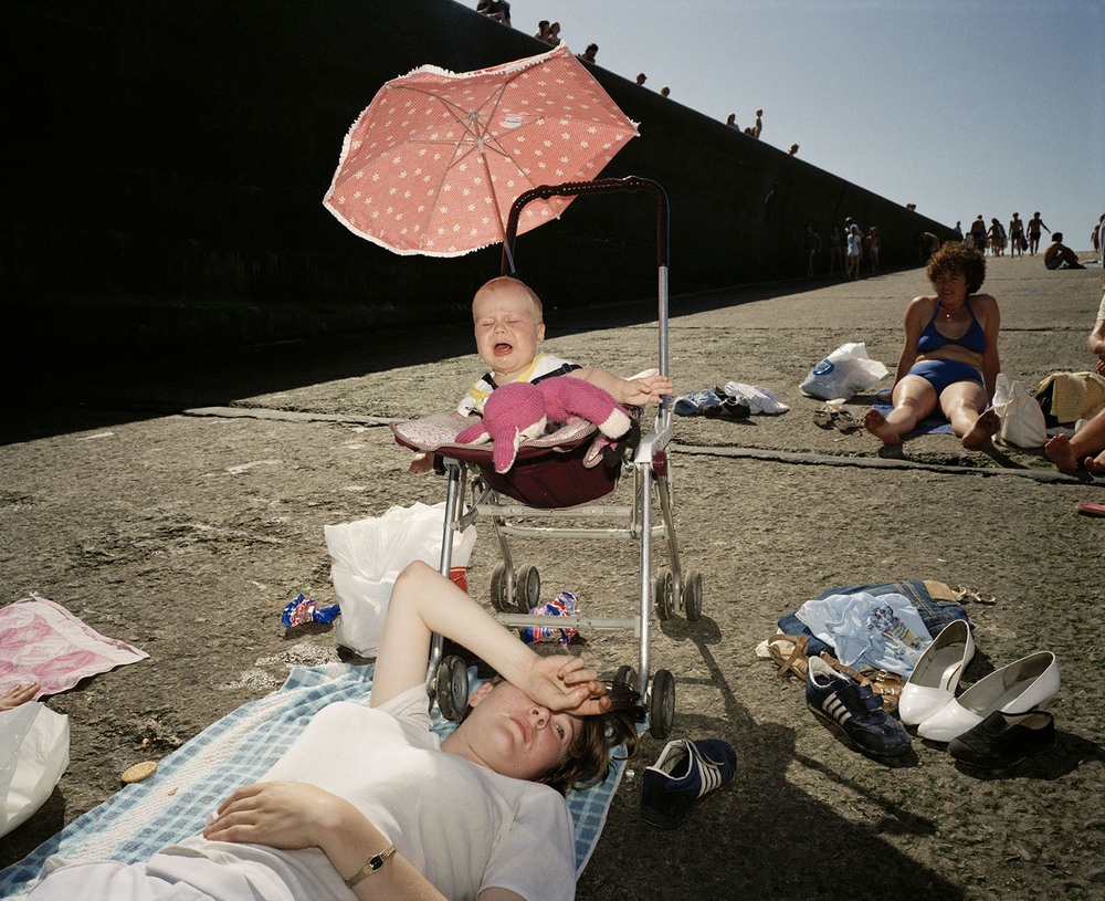 The Last Resort , Great Britain, England, New Bringhton, Mereseyside, 1983-86 c-type photograph, , 51 x 61 cm uneditioned