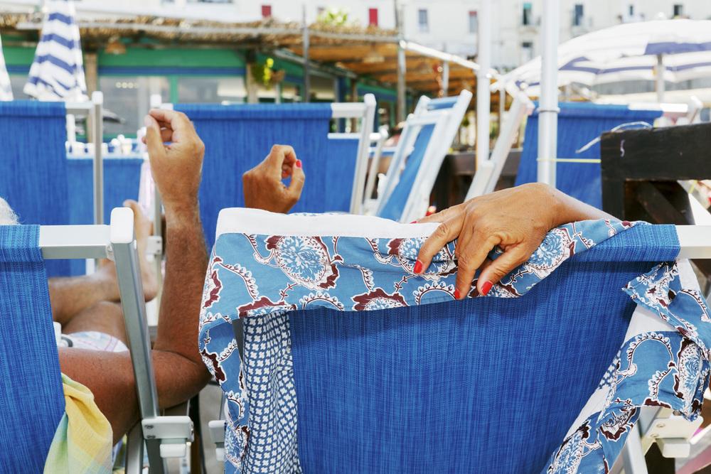 The Amalfi Coast  Capri 2013, Pigment Print cm 65x90 ed. 1\10 (cm 100x150 ed. of 5) © Martin Parr / Magnum Photos / Studio Trisorio