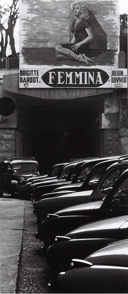 Napoli, Pubblicità , 1956