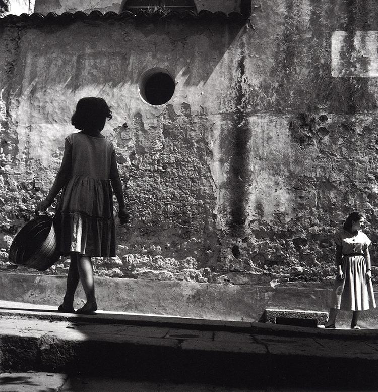 Una strada a Scilla , 1965