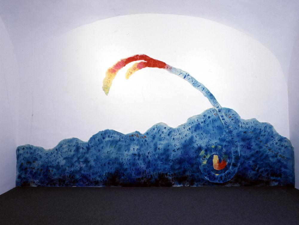 Marcello Jori,  L'ostinata marcia del drago che non si estingue , 12 novembre 1980