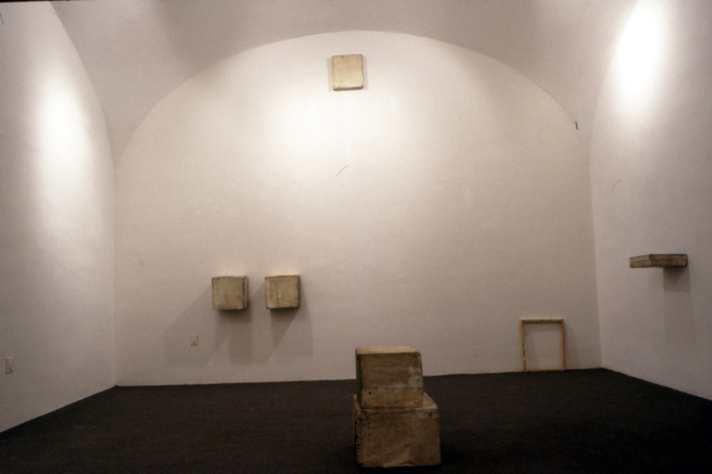 Lawrence Carroll - John Millei,  Paintings , 11 maggio 1995, Napoli