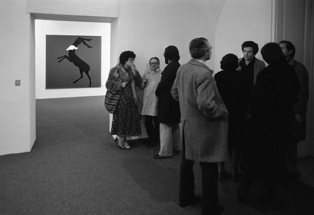 Roberto Barni,  Ho buona memoria , 12 gennaio 1977, Napoli