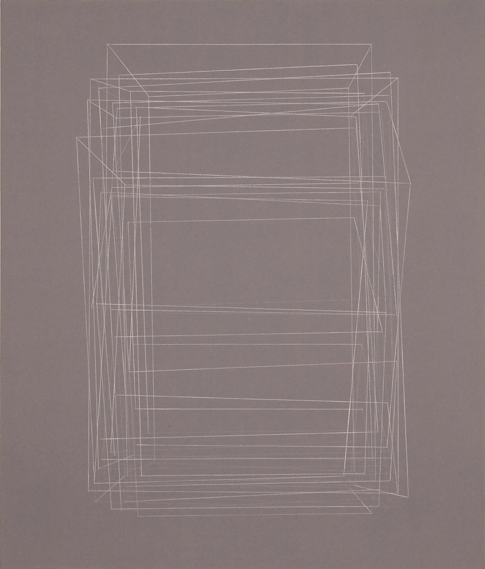 Corpi fragili , 2014 Tecnica mista su tavola, cm 72 x 61