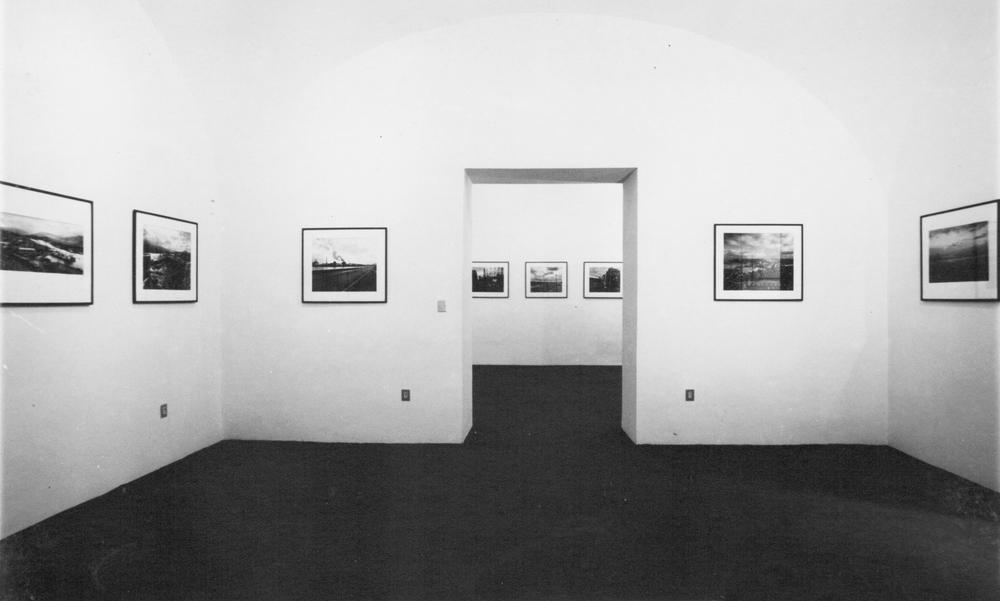 Gabriele Basilico,  Paesaggi Diversi 1984-1993,  18 febbraio 1994