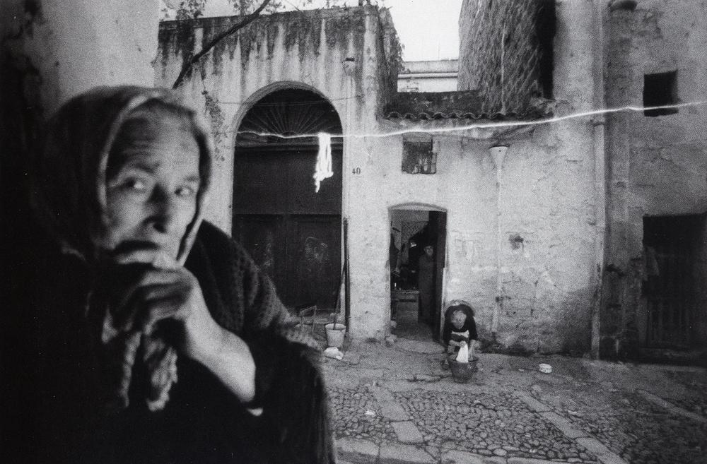 Bagheria , Sicilia, 1970