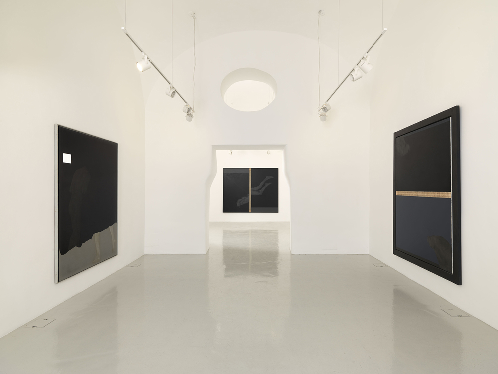 Carlo Alfano, La pienezza dell'assenza , installation view  21 aprile - 3 giugno 2016   - comunicato stampa / press release