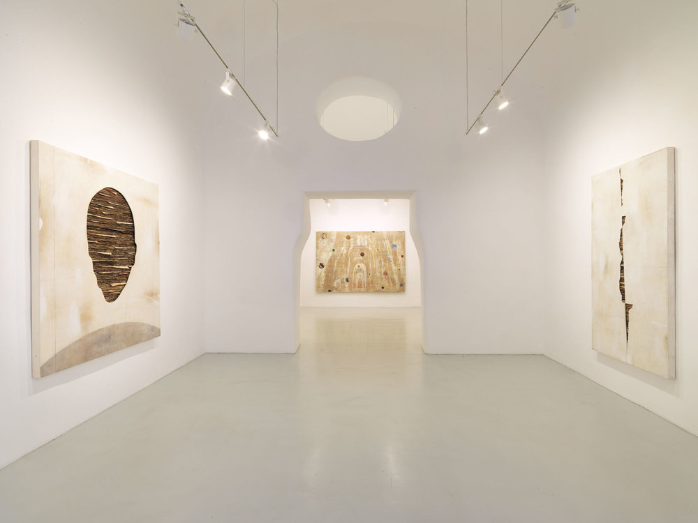 Umberto Manzo, 2018, installation view   - comunicato stampa / press release