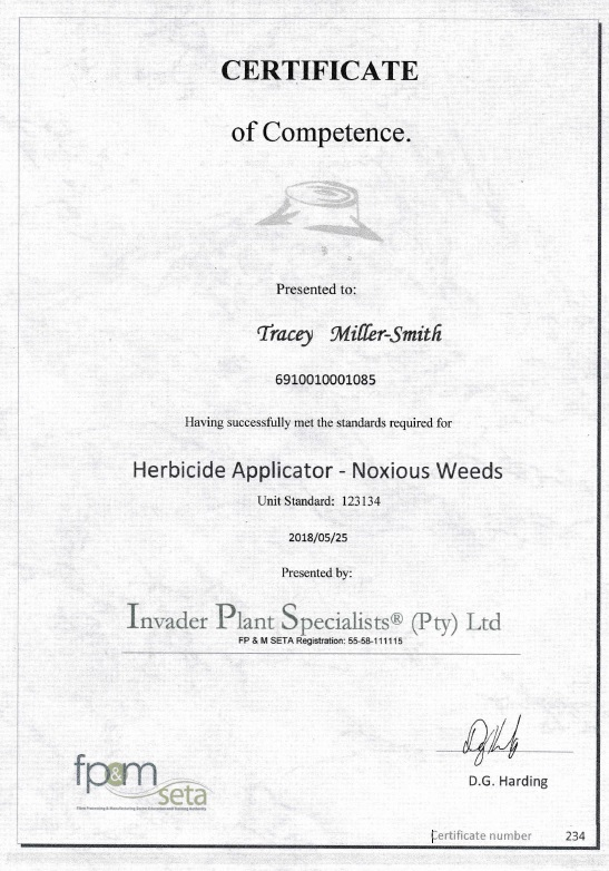 Invasive Species Certificate Tracey.jpg