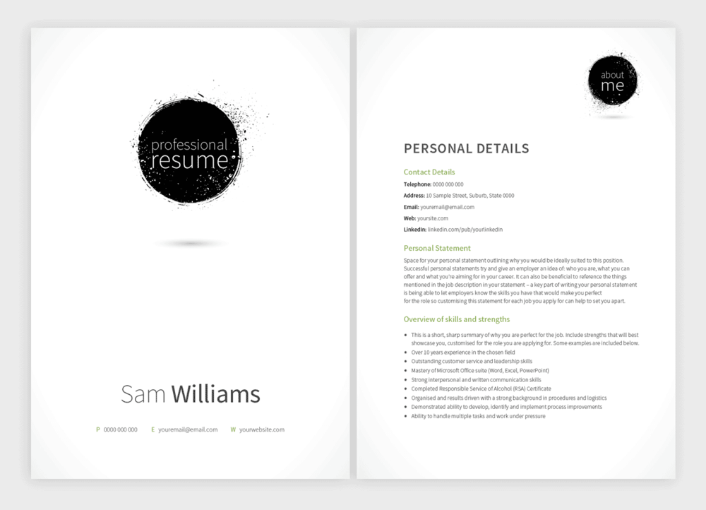 Blackfriars-resume-template