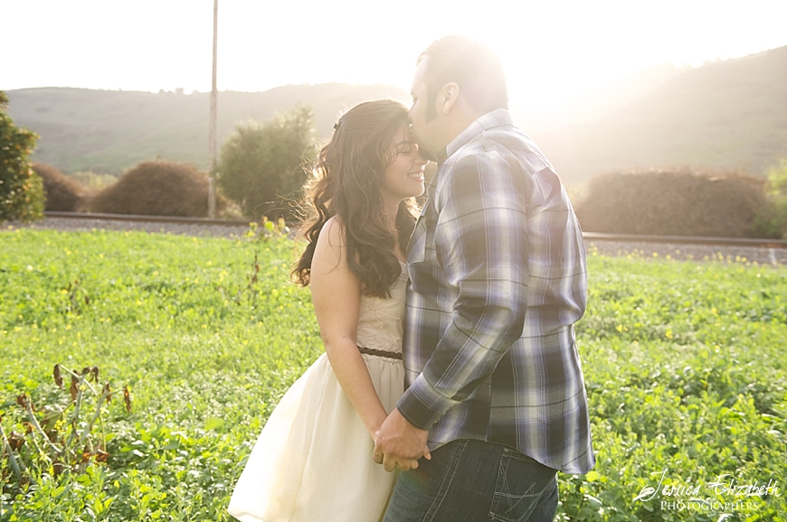 San Juan Capistrano Engagement Photography