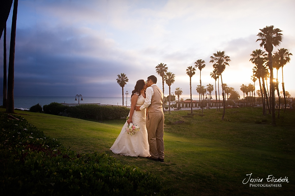 Casino San Clemente Wedding Photography