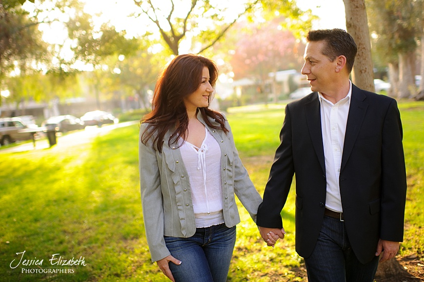 Claremont Engagement Photography