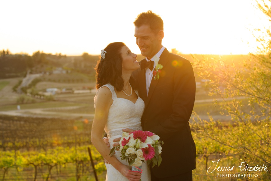 Falkner Winery Wedding Photography Temecula Jessica Elizabeth