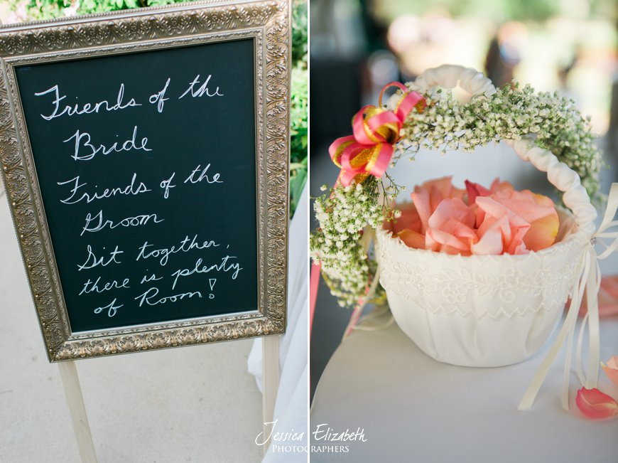 Malibou Lake Mountain Club Wedding Jessica Elizabeth Photography