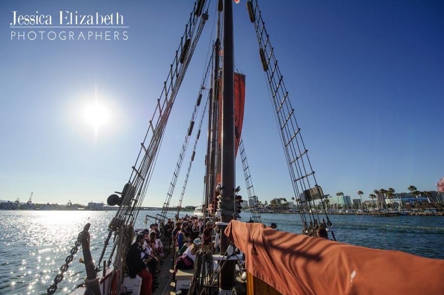 Tallship American Pride Long Beach
