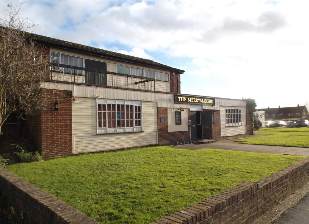Work will begin on the community hub at the Merrymakers site this year