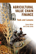 FAO global review of experiences and learning on value chain finance for agriculture in developing countries.
