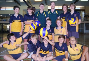 Coaching Clinic at Christ Church Grammar School 2012
