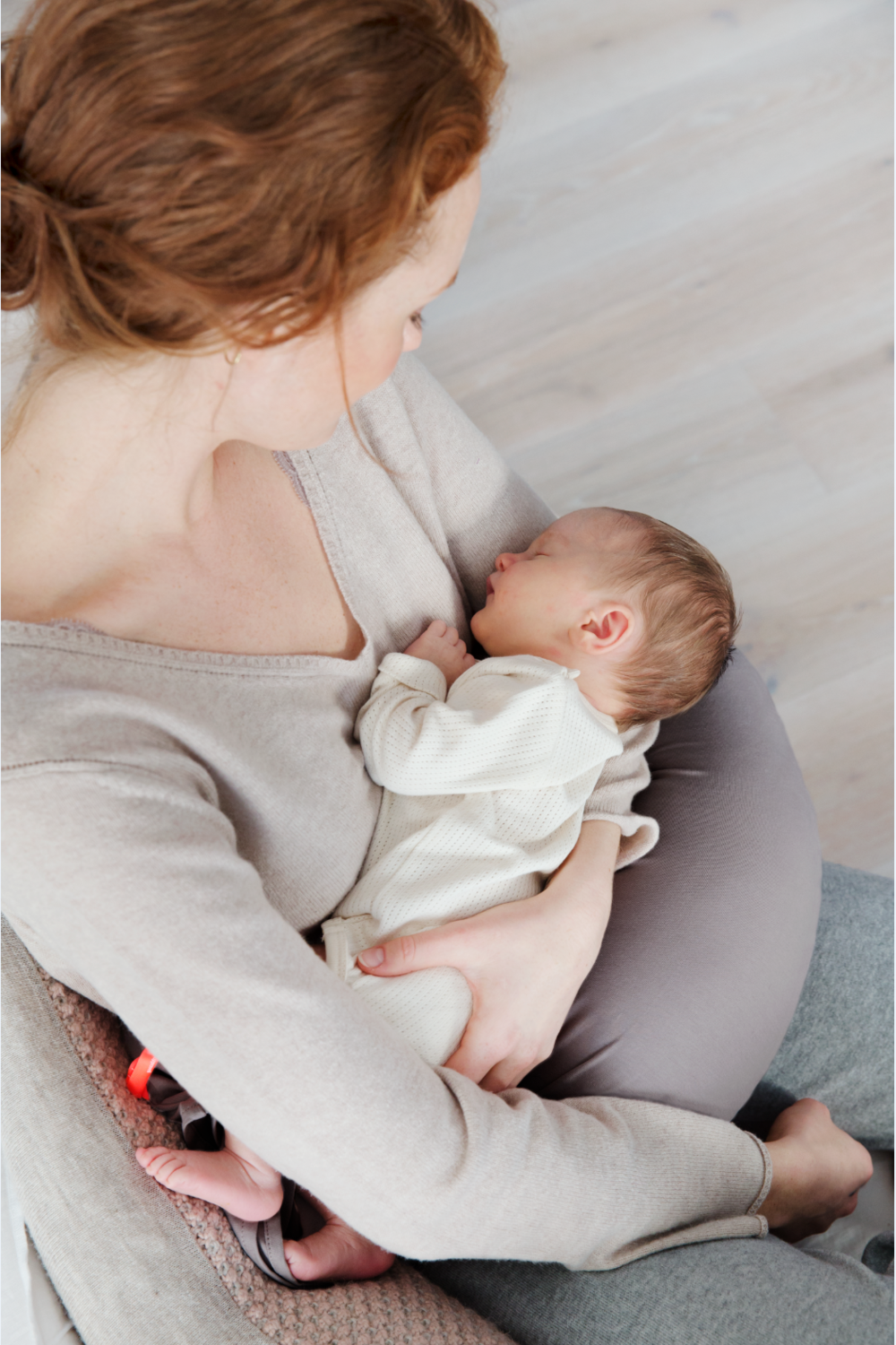 - Feeding & Connection with your baby!