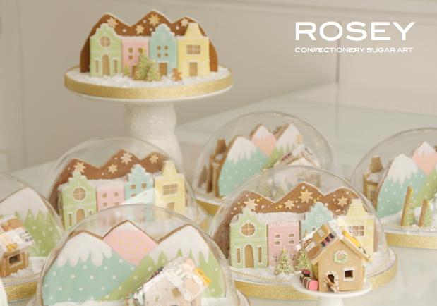 """2015デザイン """"HOUSE"""" アイシングクッキー・デコレーション レベル:★☆☆"""