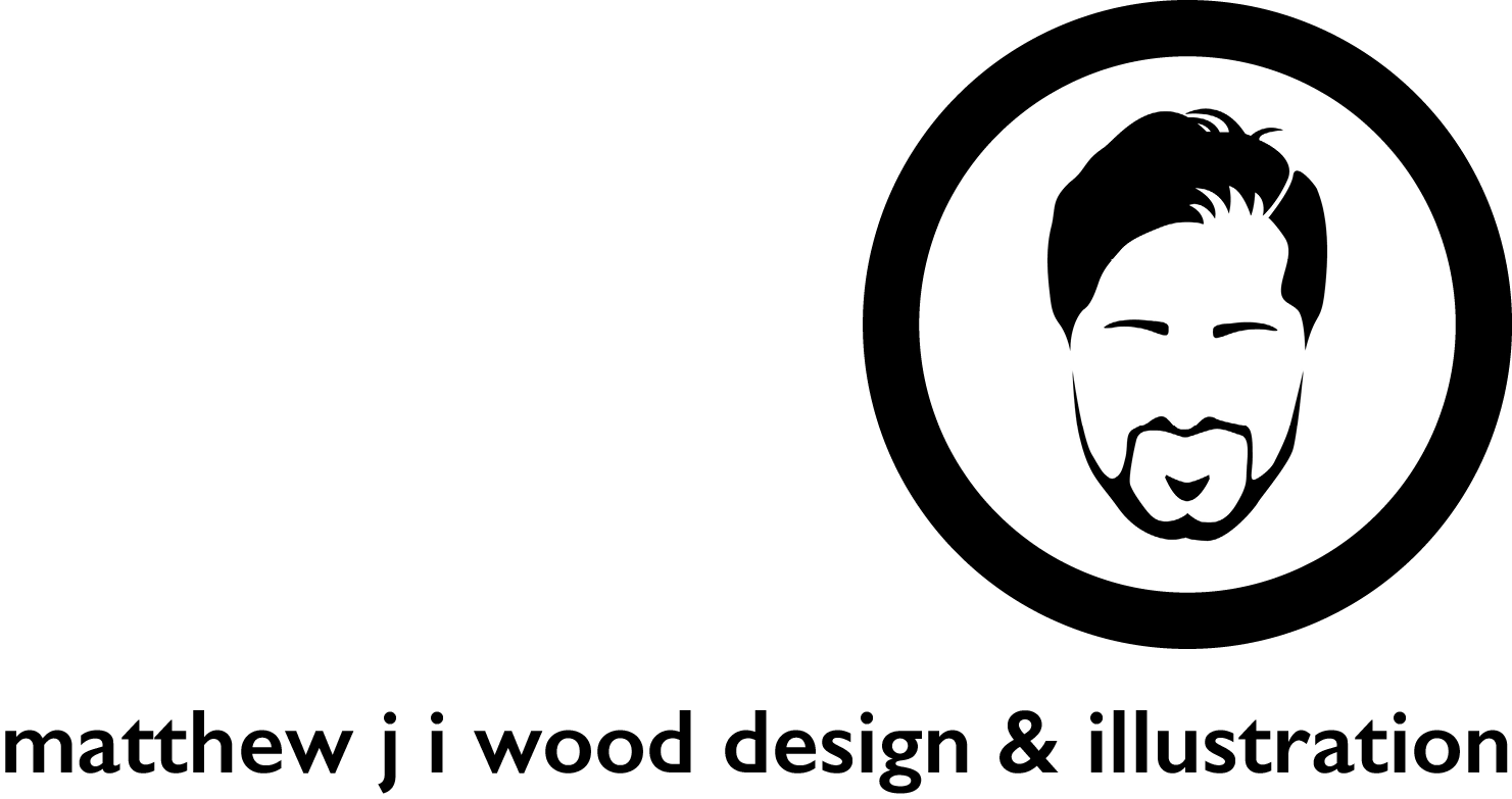 Matthew J I Wood Design & Illustration, Graphic Designer Sheffield