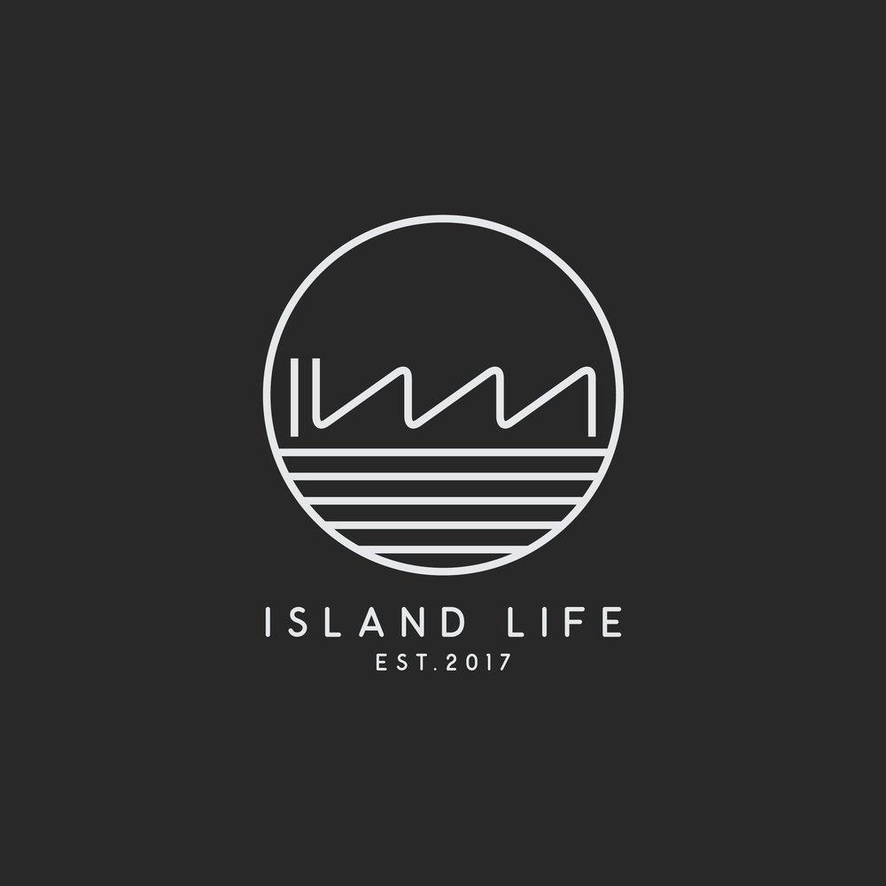 Island Life Logo Design