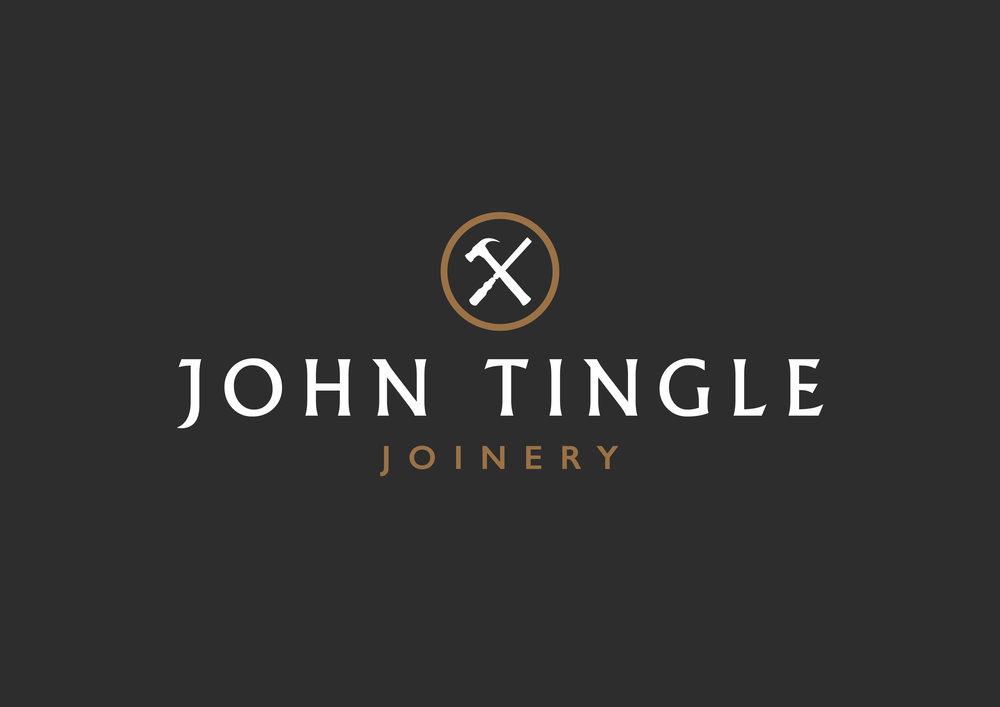 John Tingle Joinery Branding & Website  www.johntinglejoinery.co.uk