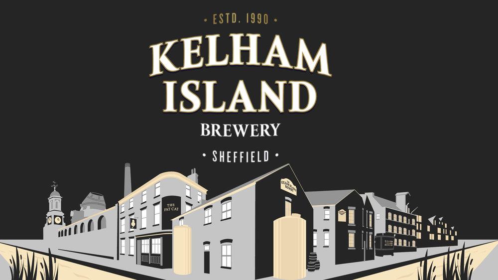 Kelham Island Brewery Illustration