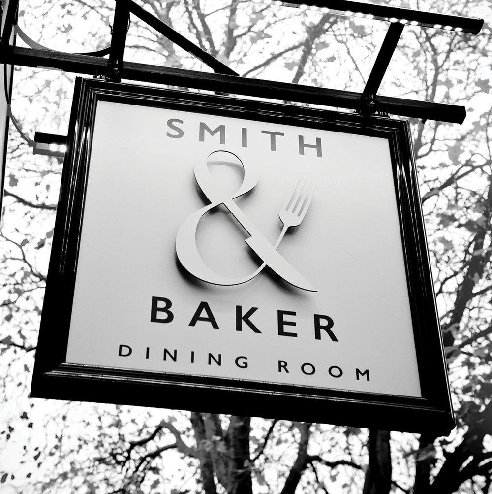 Smith & Baker Branding