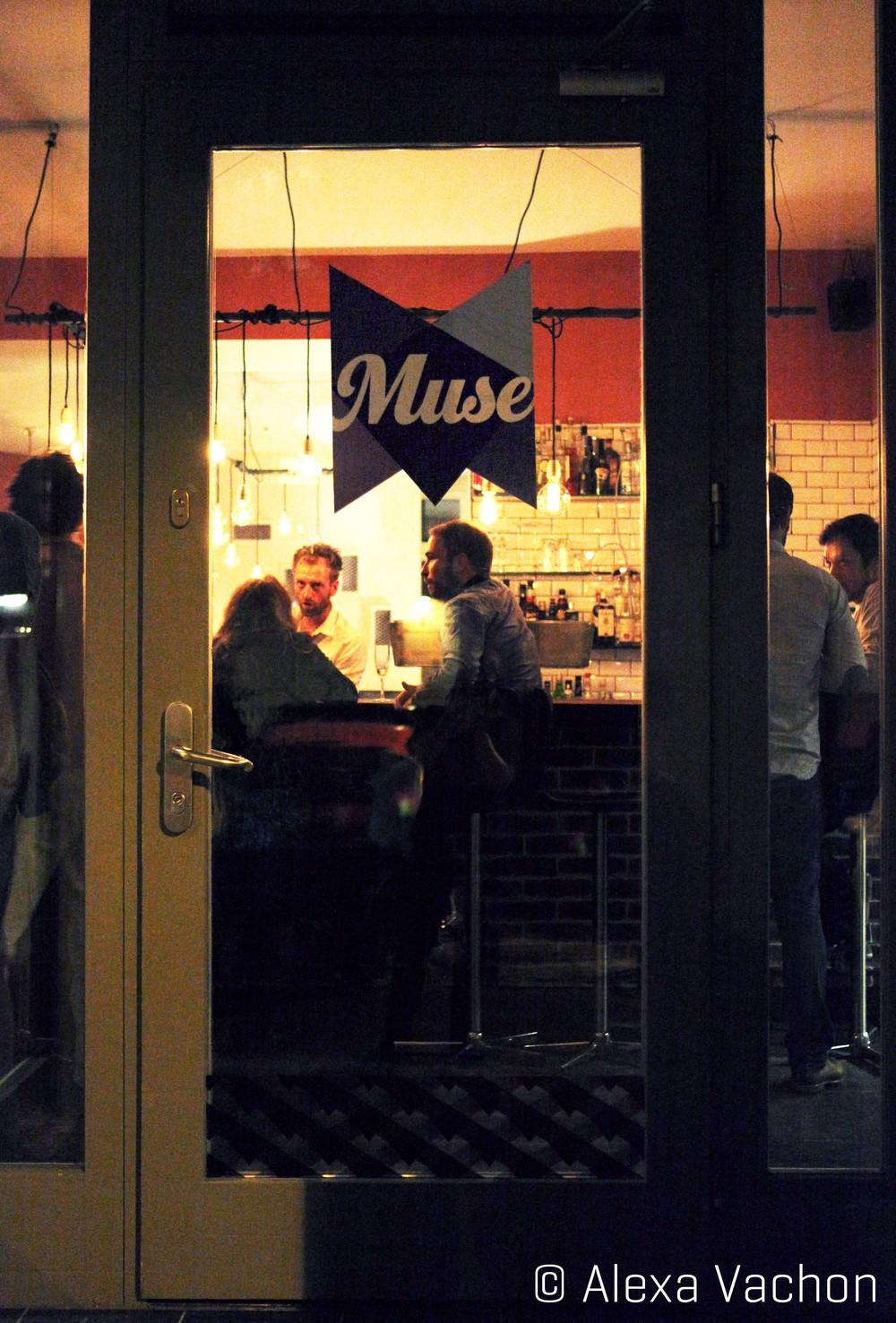 Muse Restaurant Logo