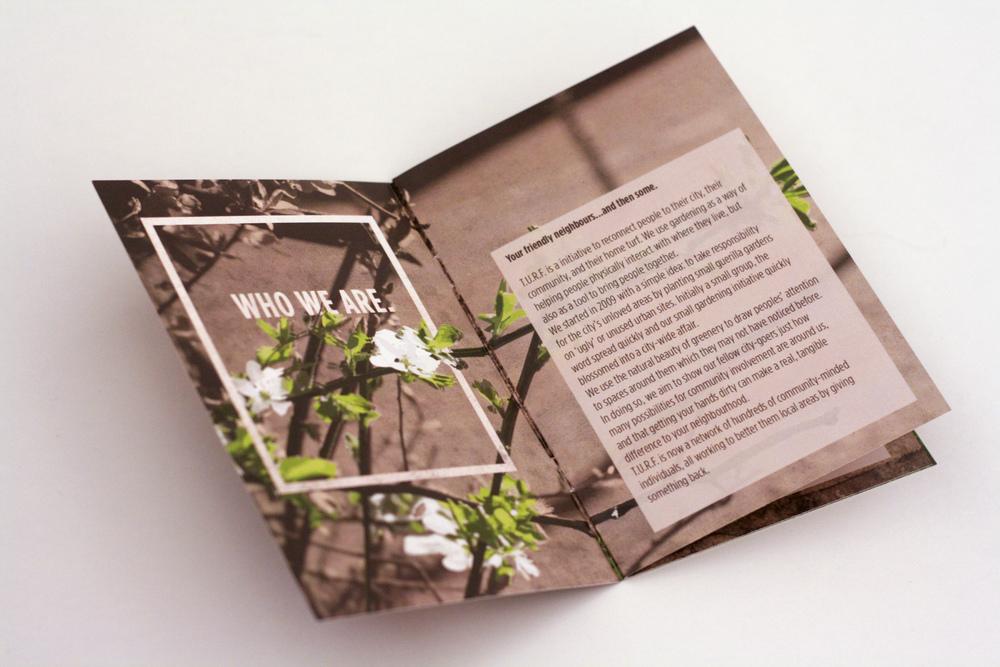 TURF brochure