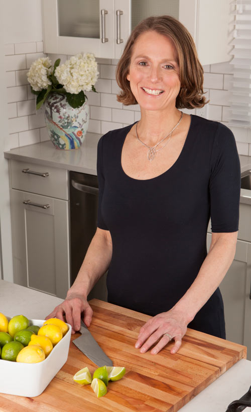 Stefanie Sacks, author of What the Fork Are You Eating?