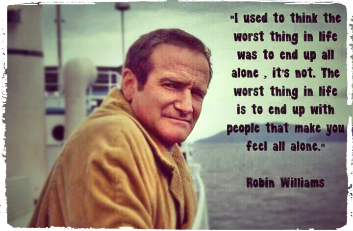 What The Hell Robin Williams Dead ?