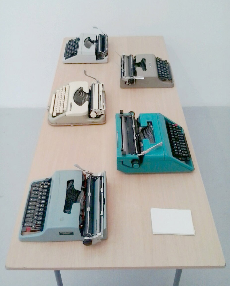 Kasper_Pincis_typewriters_2015