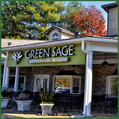 Green Sage Cafe South
