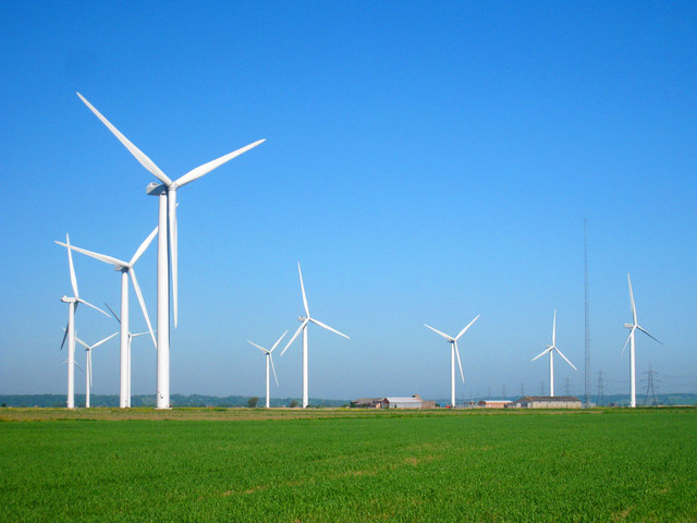Lost Creek Wind Farm Arcadia Power Partner