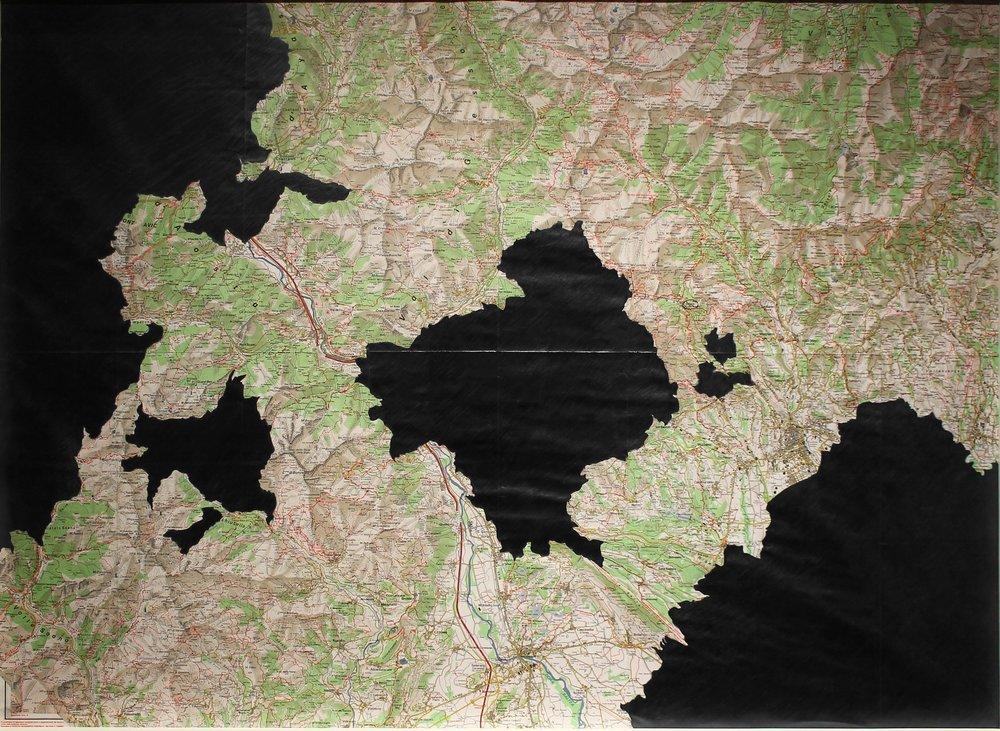 Topographies (Biella) I