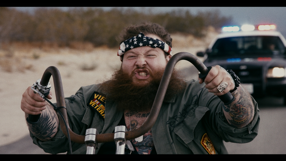 "Action Bronson ""Easy Rider"""