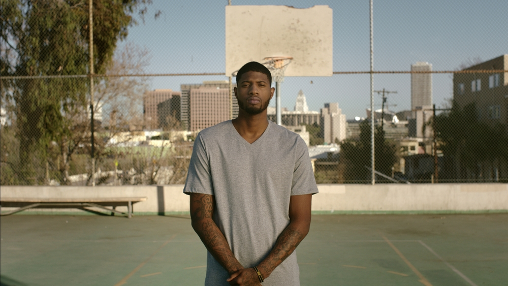 "Ad Council ""Paul George"""