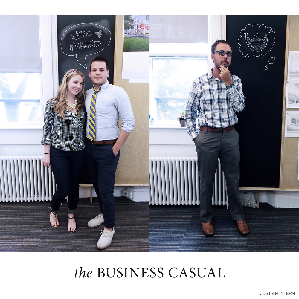 the Business Casual
