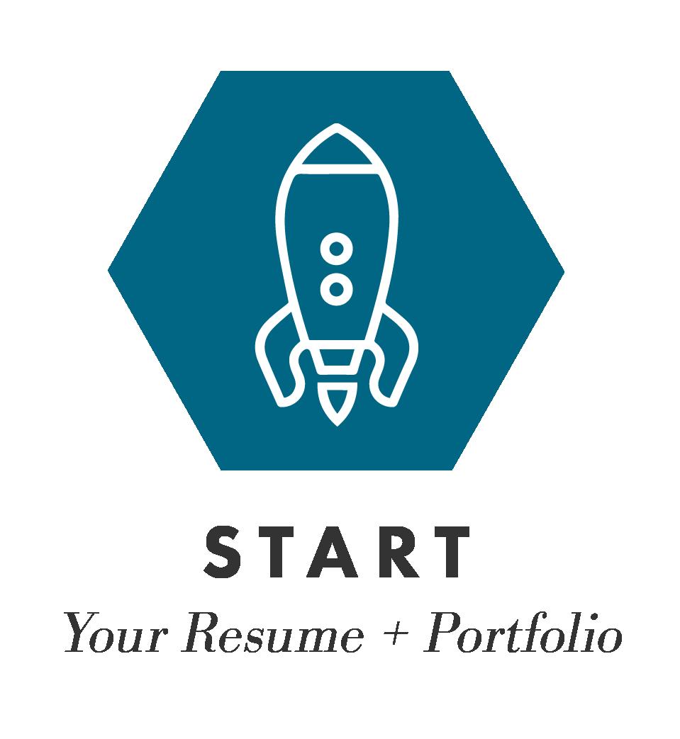 Start Your Resume + Portfolio