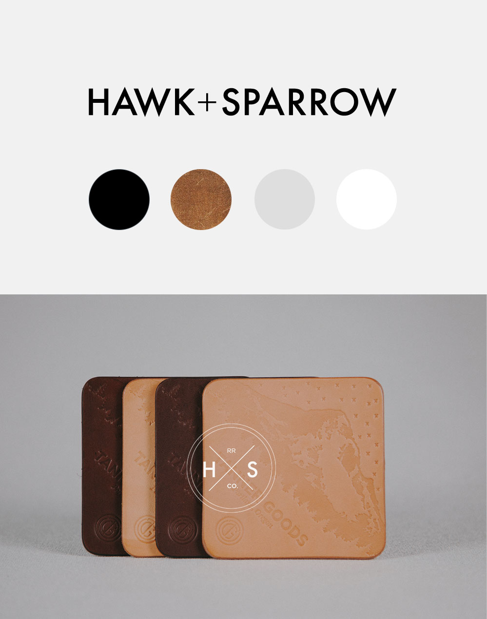 HAWK + SPARROW | DESIGN BY JOANN LUI