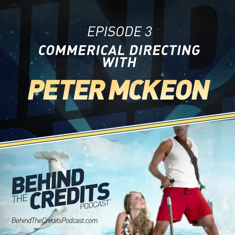 PETER McKEONEpisode 03 -